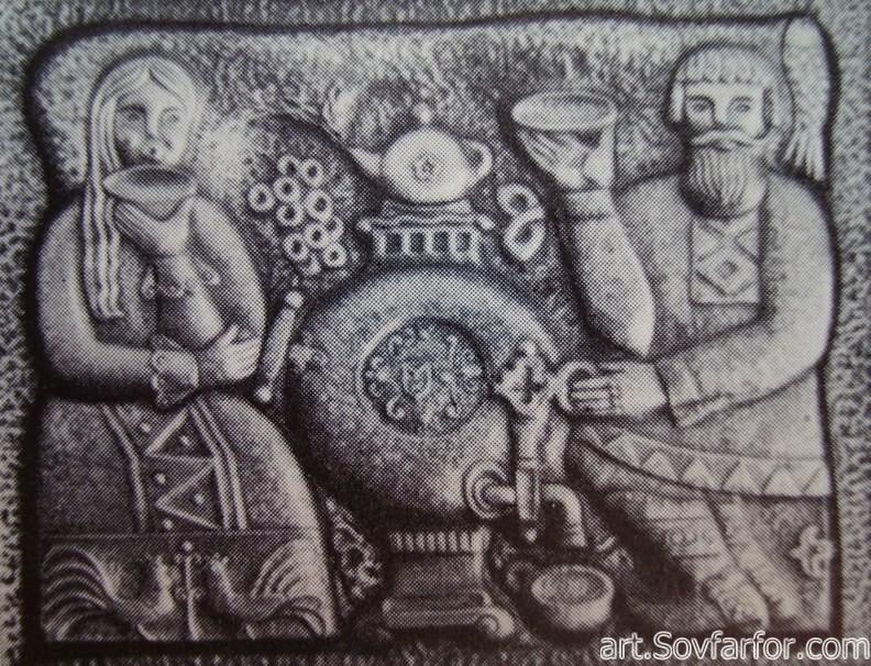 Отличие художника от ремесленника